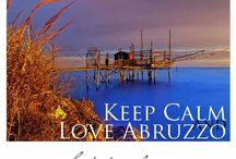 Keep Calm and #LoveAbruzzo