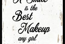 Smile is a best make up...