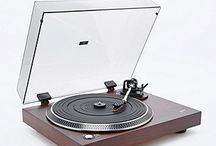 Tourne-disques / Record players