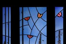 Inspired Stained Glass