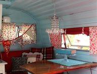 Airstreams campers
