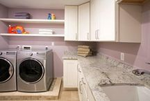 Not Your Average Laundry Room
