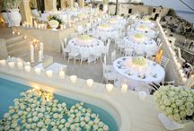 Wedding Decoration / Find unique wedding decor for ceremonies, receptions, showers and more. Get inspiration from wedding decor trends. / by Santorini Weddings