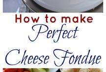 Fondue recipes / by Amanda Davis