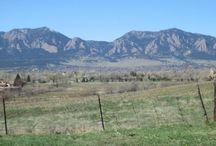 Mountains Boulder Co