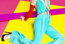 Colour pop shoot