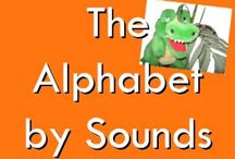 ABC..........phonetics / by Country Fun Child Care