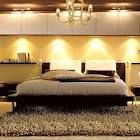 cool bedrooms / by Holly Charber