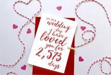 Stationery: Wedding Day