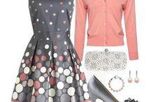 Fashion - colour combos