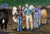 cattle / by Brianne Leising