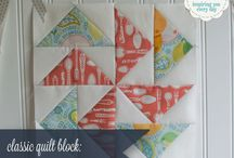 Quilt Blocks / by Katie Wagner