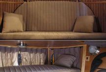 caravanes et camping