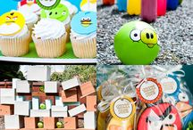 PARTY THEME - Angry Birds