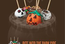 Halloween with Rocky Mtn / Trick or Treat?! Delicious Halloween inspired goodies handmade by Rocky Mtn Chocolate Factory.