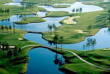 Antonio Golf / Golfen