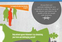 Elder Care Infographics
