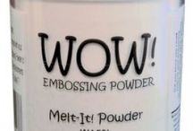 Marque - Wow Embossing
