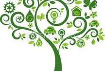 Ecología / Como nos encanta la ecología hemos dedicado este tablero a todo lo relacionado con ella.