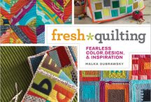 quilting and sewing / by Toni Worlitz