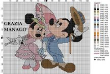 love and marriage cross stitch