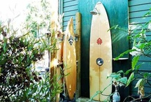 Surf Style / Salty hair, sun-kissed skin, glassy waves, and all the surfside stoke.