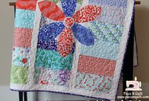 Quilting / by Katrine
