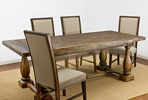 formal dining / by Chelsey Kane