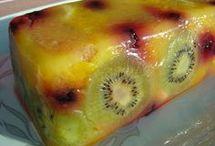 terrine de fruits frais