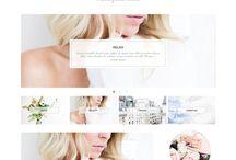 Best Blog Themes / Best blog design, Blog themes for Wordpress, layout, template
