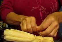Výrobky z kukuřiçného šustí