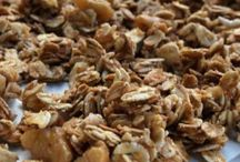 Granola / by Alida Willmore