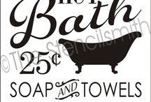 Bath Decor / by Marci Schmidt