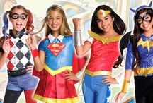DC Super hero Girls / At Super Hero High, iconic Super Heroes like Wonder Woman, Supergirl, Batgirl, Harley Quinn, Bumblebee, Poison Ivy, and Katana navigate all the twists and turns of high school. Are you ready to Get Your Cape On? Shop here: http://goo.gl/9W8KYv