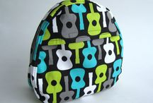Toddler Backpacks / Beautiful yet practical backpacks for girl and boy toddlers.