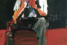 Serge Labégorre, peintre Expressionniste