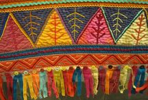 Quilterly Things / Quilts and other fibre inspirations