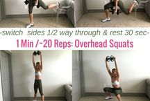 Workout for Lower body