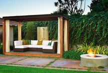 outdoor ideas / by Leslie Foss