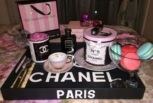 Chanel morning breakfast / Chanel morning breakfast