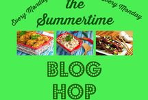 ♨Hot Fun in the Summertime Blog Hop♨ / Pins from summer food blog hop.  Only hop participants will be invited to pin.  **HOP IS OVER, SO THERE WILL BE NO MORE ADDS TO THE BOARD, HOWEVER, PRESENT PINNERS MAY KEEP PINNING***   / by The Midnight Baker