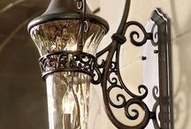 Exquisite street Lamps