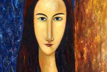 * ART MODIGLIANI * / Amadeo Modigliani