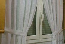 Tutorial: Como confeccionar una cortinas con vaina... / Tutorial de confección de cortinas