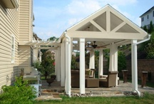 Patio Ideas / by Lorin Kraeling