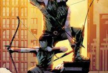DC Comic art: Andrea Sorrentino