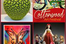 2015 Fall Artists - Cottonwood Art Festival