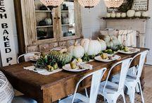 Kitchen table looks