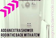 my shower
