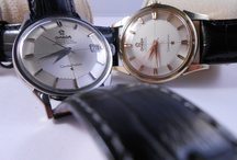 Omega Watches / Vintage & Modern Omega Watches, Horological Photography, and Gentlemanly Pursuits
